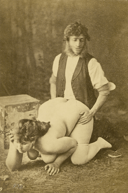 1800s Naked